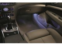 Infiniti Radiant Interior Lighting