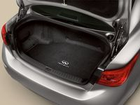 Infiniti Carpeted Trunk Mat