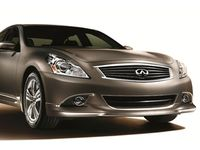 Infiniti Front Chin Spoiler (Non-Sport) (Graphite Shadow - KAD) - K6010-1NF5A