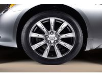 "Infiniti D0300JK12 18"" 9-spoke Aluminum Alloy Wheel"