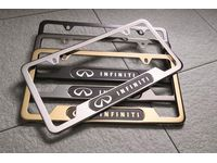 Infiniti M35h License Plate Frame - 999MB-YV000BP