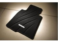 Infiniti QX56 Premium Carpeted Floor Mats (Wheat Bench Seat - Old version, limited supply ) - G4900-1LA3A