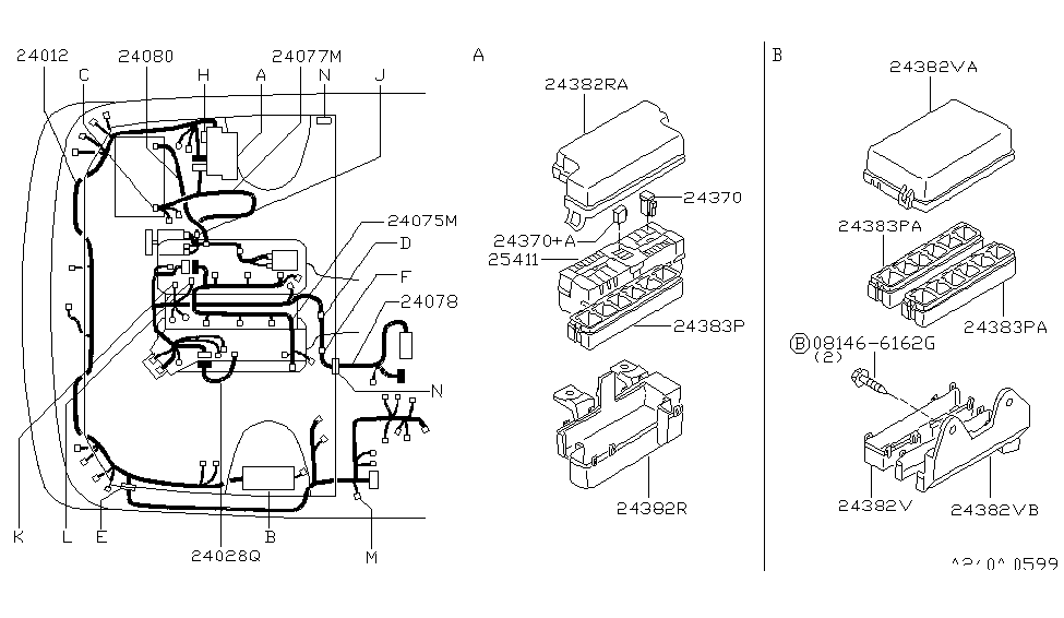 1999 Infiniti Qx4 Wiring Diagram Case 586g Wiring Diagram Begeboy Wiring Diagram Source