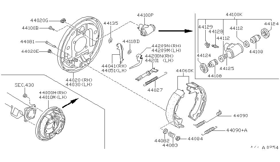 D4100-3T092 - Genuine Infiniti Parts