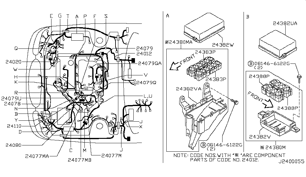 infiniti 24079 3y570 nissan maxima belt tensioner assembly infiniti i30 wiring diagram wiring
