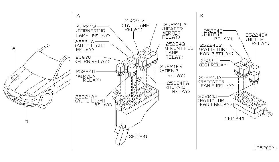 infiniti i30 engine wiring diagram 2001 infiniti i30 relay infiniti parts deal  2001 infiniti i30 relay infiniti