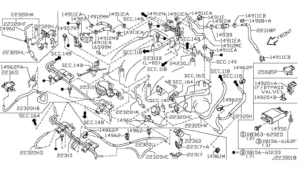 1996 infiniti i30 engine diagram vacuum lines 1996 infiniti i30 engine diagram 22360-2y900 | genuine infiniti #223602y900 switch assy-vacuum