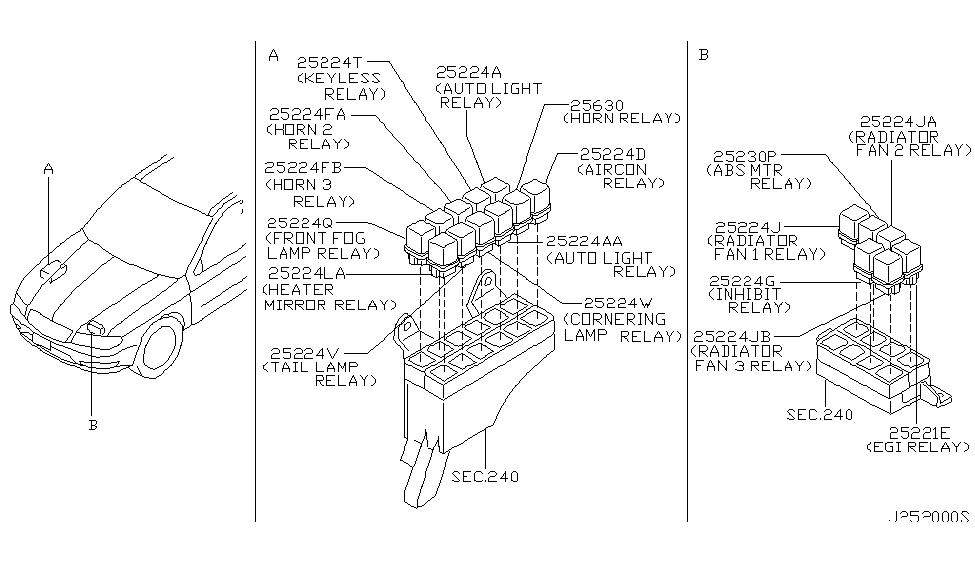 infiniti i30 engine wiring diagram 2000 infiniti i30 relay infiniti parts deal  2000 infiniti i30 relay infiniti