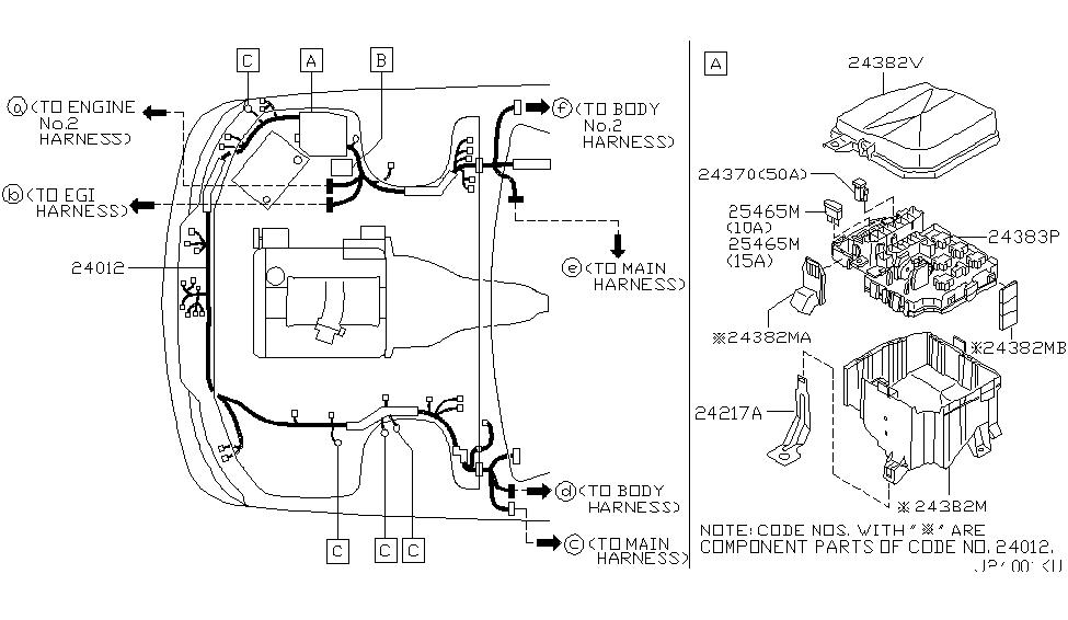 2003 Infiniti Q45 Engine Diagram - Wiring Diagram