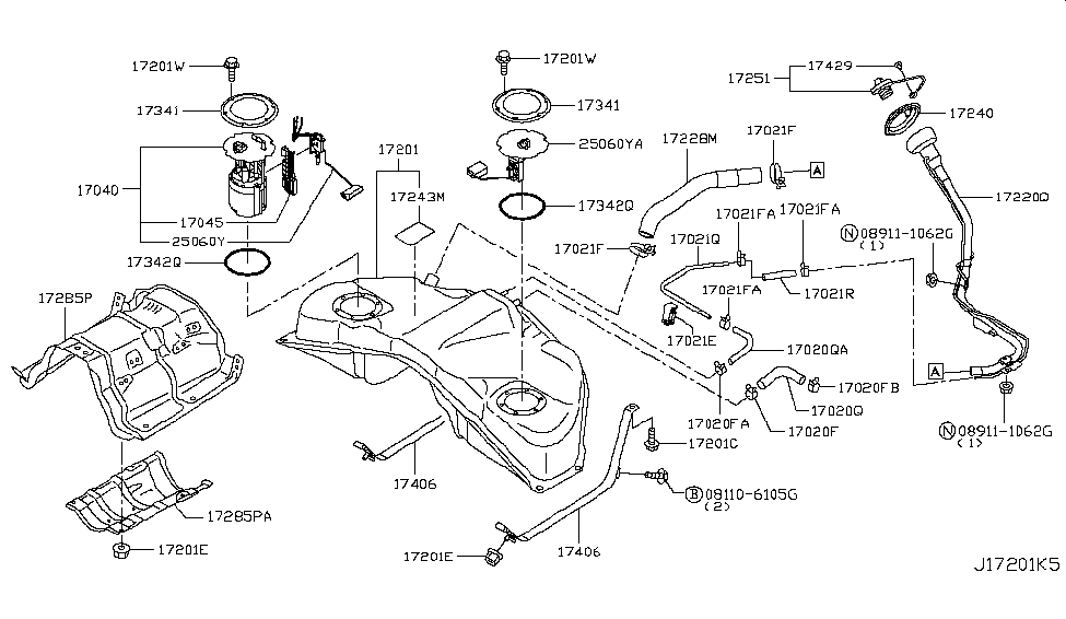 Automotive Infiniti 17342-CE800 Fuel Pump Tank Seal ... on fuse box diagram, front end assembly diagram, ignition coil diagram, fuel system diagram, rear suspension diagram, fuel line diagram, fuel pumps aeromotive 340 hp, carburetor diagram, camshaft diagram, fuel regulator diagram, fuel tank diagram,