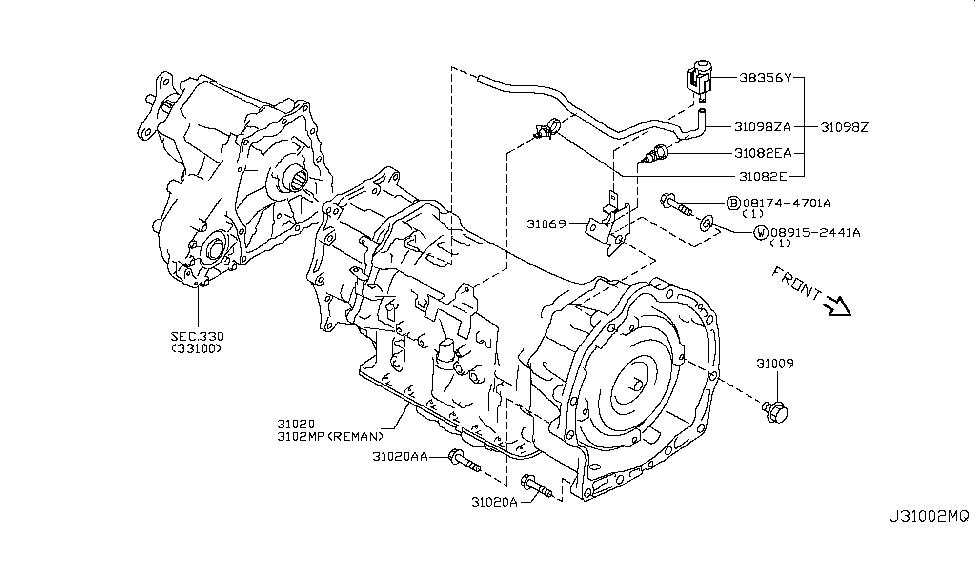Prime 310C0 X414E Genuine Infiniti Parts Wiring Digital Resources Funapmognl