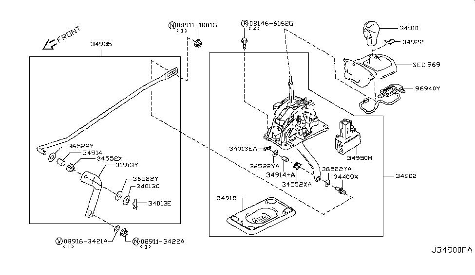 34901 jk600 genuine infiniti parts rh infinitipartsdeal com infiniti g35 parts diagram infiniti g35 parts diagram