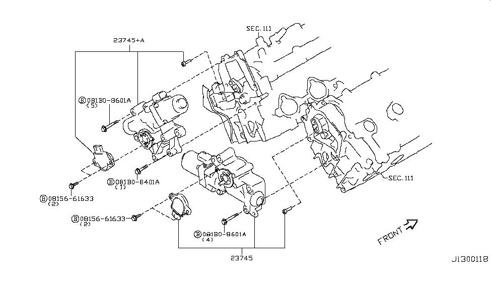 2008 infiniti g35 sedan camshaft valve mechanism rh infinitipartsdeal com 2001 Infiniti I30 Engine Diagram A Diagram of 2006 Infiniti QX56 Engine