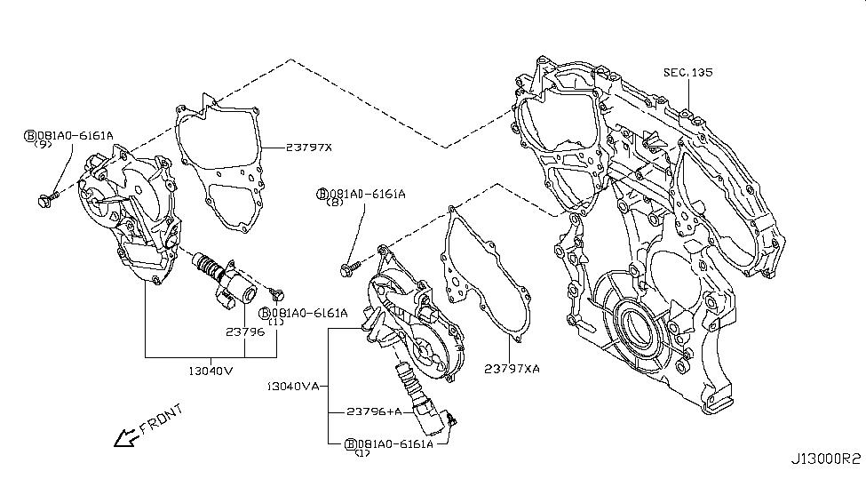 2008 infiniti g35 sedan camshaft valve mechanism rh infinitipartsdeal com 2000 Infiniti G20 Engine Diagram 2008 infiniti m45 engine diagram