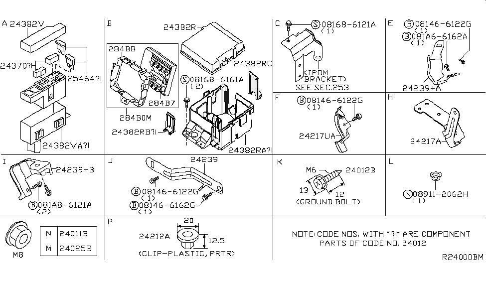 2005 Infiniti QX56 Wiring - Infiniti Parts Deal on