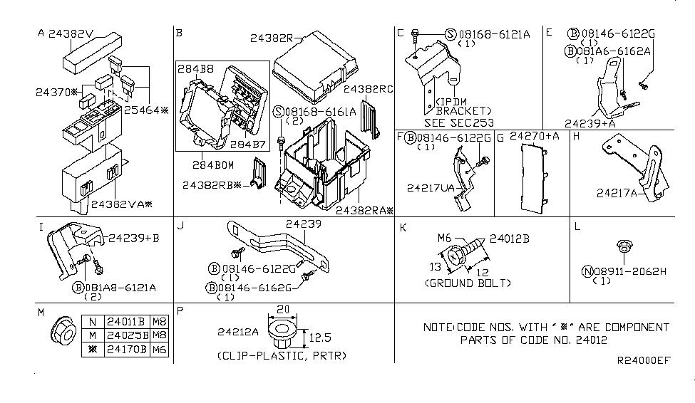 284b7 zc00a genuine infiniti 284b7zc00a controller unit usm. Black Bedroom Furniture Sets. Home Design Ideas