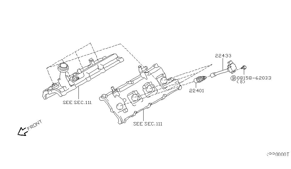2005 Infiniti QX56 Ignition System - Infiniti Parts Deal