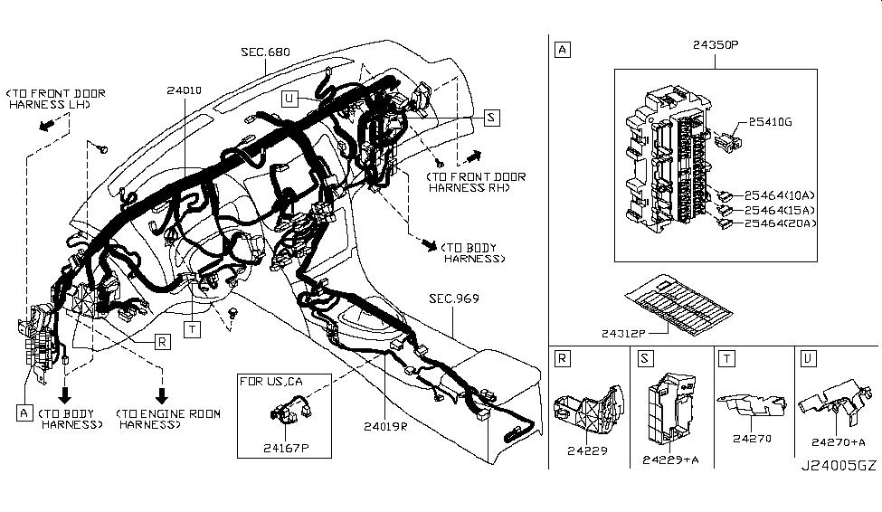 PDF Download 2008 Infiniti G37 Wiring Diagrams