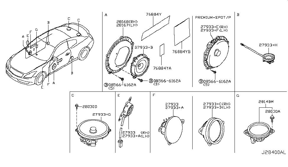 2010 infiniti g37 fuse box  infiniti  auto fuse box diagram