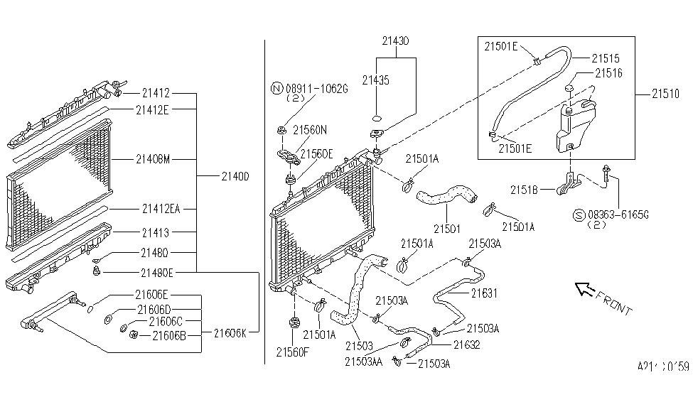 Diagram For 1993 Infiniti G20 Engine ImageResizerTool Com