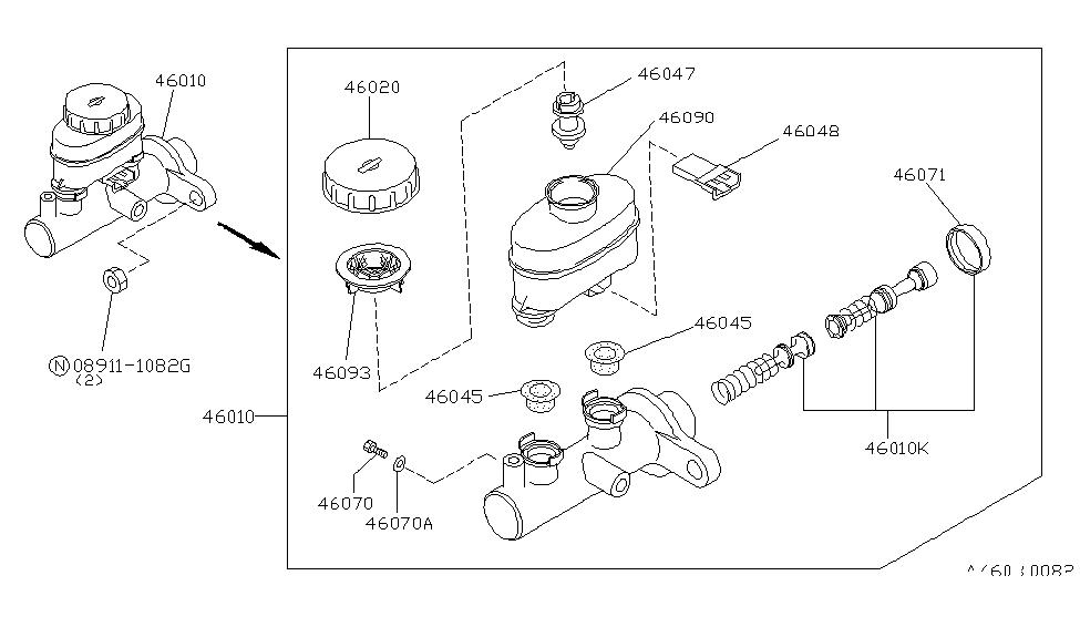 1993 infiniti g20 engine diagram