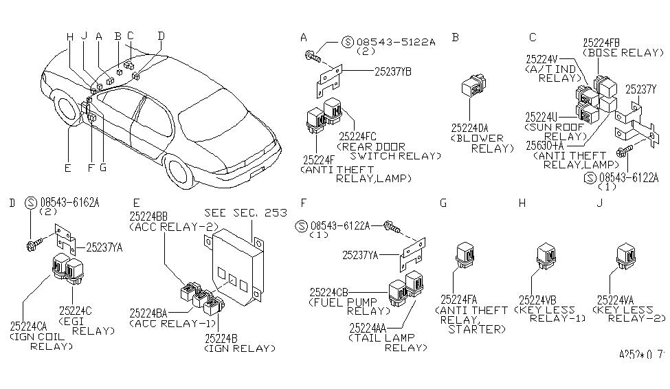 1995 Infiniti J30 Engine Diagram. Infiniti. Auto Wiring
