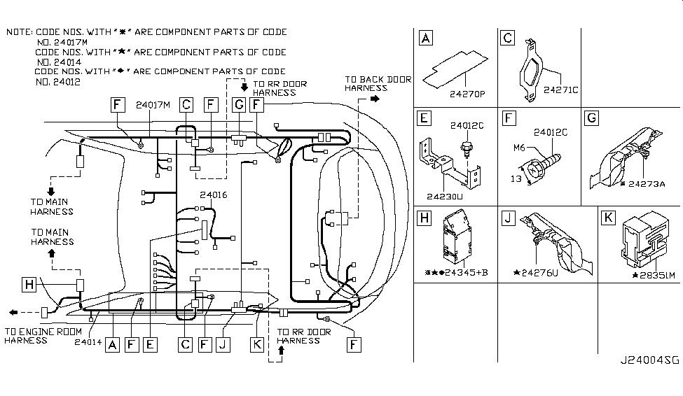 2007 infiniti fx35 wiring infiniti parts deal 2012 infiniti fx35 2007 infiniti fx35 wiring thumbnail 5