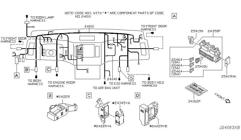 2005 infiniti fx35 wiring infiniti parts deal rh infinitipartsdeal com Infinity Mr158403 Wiring-Diagram Wiring Diagrams 2007 Infiniti FX35