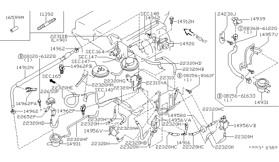 1999 Infiniti G20 Engine Diagram Wiring Diagrams Regular A Regular A Miglioribanche It