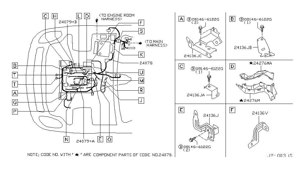 2005 infiniti g35 coupe wiring infiniti parts deal rh infinitipartsdeal com g35 wiring harness diagram wiring harness 03 g35