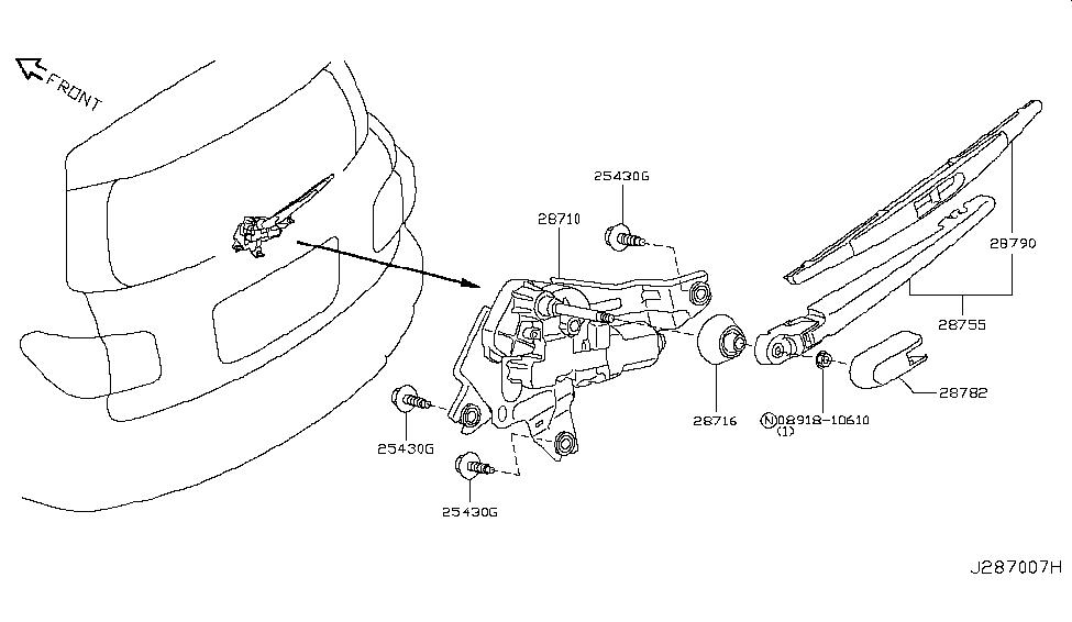 2013 infiniti qx56 rear window wiper infiniti parts deal Wiring Diagram Rear Wiper Qx56 wrg 0526] wiring diagram rear wiper qx56