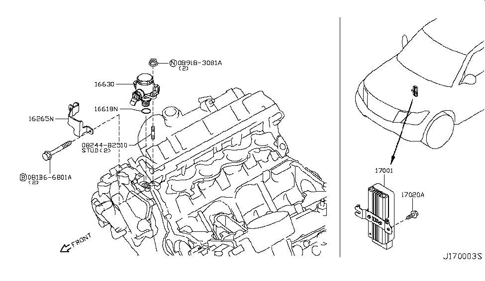 2014 Infiniti Qx80 Fuel Pump