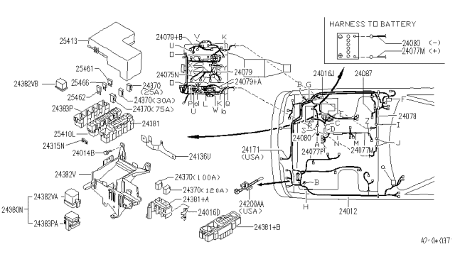 1994 Infiniti Q45 Wiring Infiniti Parts Deal