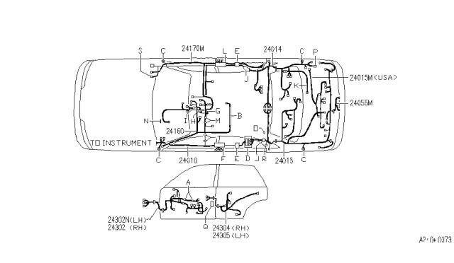 1992 Infiniti Q45 Wiring Infiniti Parts Deal