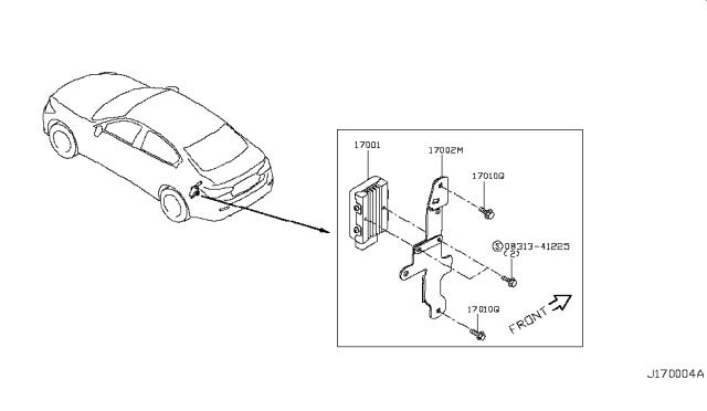 2015 Infiniti Q50 Fuel Pump - Infiniti Parts DealInfiniti Parts