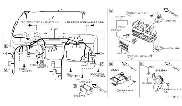 2006 infiniti m35 wiring - infiniti parts deal  infiniti parts