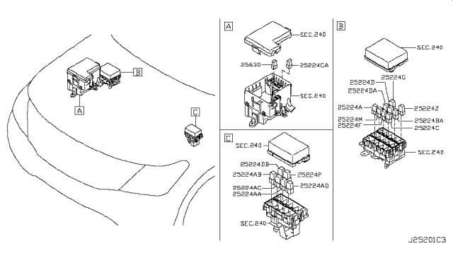 [DIAGRAM_0HG]  2013 Infiniti QX56 Relay - Infiniti Parts Deal   Wiring Diagram Rear Wiper Qx56      Infiniti Parts
