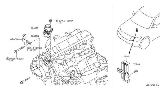 2014 Infiniti QX80 Fuel Pump - Infiniti Parts DealInfiniti Parts