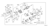 Related Parts for Infiniti Armature - 23310-60U12