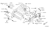 Related Parts for Infiniti Thermostat - 21200-31U03