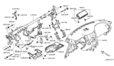 Related Parts for Infiniti QX70 Air Bag - K851E-1CA0A