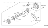 2011 Infiniti FX50 Power Steering Pump Diagram 2