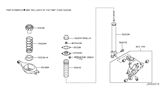 2007 Infiniti G35 Rear Suspension Diagram 8