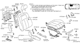 Related Parts for Infiniti G25 Air Bag - K8EHM-JK600