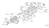 Related Parts for Infiniti Transfer Case - 33103-1CA0A