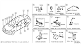 2007 Infiniti G35 Electrical Unit Diagram 2