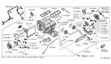 Related Parts for Infiniti M56 Heater Core - 27140-1MA0A