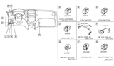 2008 Infiniti EX35 Switch Diagram 5