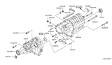Related Parts for Infiniti M56 Transfer Case - 33107-1CA0B