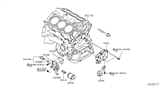 Diagram for Infiniti Oil Filter - 15208-31U0B